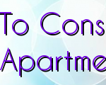 A Checklist Of Things To Consider When Looking For West Ashley Apartments For Rent
