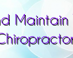 Discover How To Lose Weight And Maintain Your Health With Laguna Hills CA Chiropractor