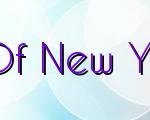 History Of New York Flag
