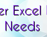 Tips In Finding A Better Excel Programming For Your Needs