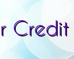 Sure Fire Ways For Credit Repair Louisiana
