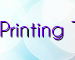 Benefit With Digital Printing That Is Eco Friendly
