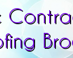 Choosing A Suitable Contractor To Do Basement Waterproofing Brookfield CT