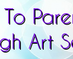 Important Information To Parents Who Have To Take Their Children Through Art Schools Pennsylvania