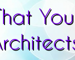 Important Occasions That You Require Virginia Beach Architects