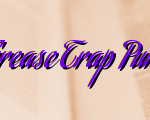 Perform Your Own Grease Trap Pumping And Cleaning